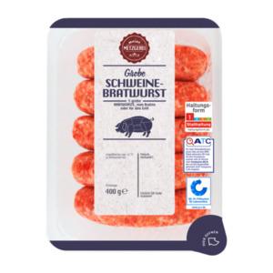 MEINE METZGEREI     Schweine-Bratwurst