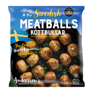 Andersson's     Köttbullar