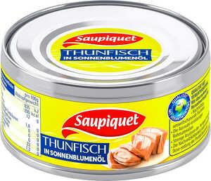 SAUPIQUET  Thunfisch-Stücke