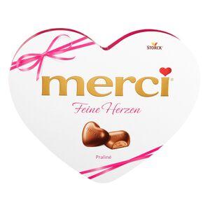 STORCK® merci®  Feine Herzen 140 g