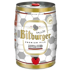 Bitburger Premium Pils 5 l