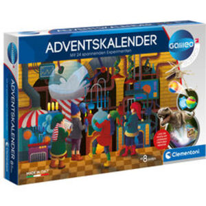 Adventskalender Galileo 2020