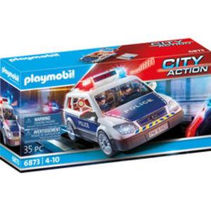 PLAYMOBIL® City Action 6873 Polizei-Einsatzwagen