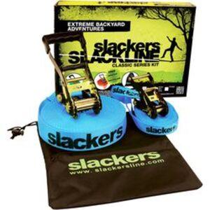 Slackers Slackline mit Halteseil