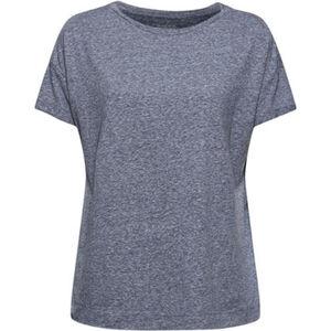 Esprit T-Shirt, Basic, Rundhals, uni, für Damen