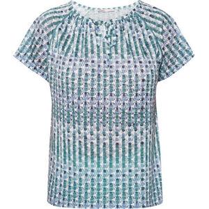 """Adagio T-Shirt """"Romy 4"""", Bindedetail, Raffung, für Damen"""