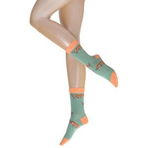 MANGUUN Motiv-Socken, bunt, Rippbündchen, für Damen