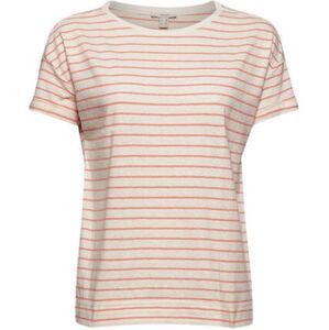 Esprit T-Shirt, Rundhals, Streifen, für Damen