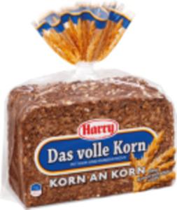 Harry Das volle Korn** oder Lieken Urkorn Vollkern-Kerni**