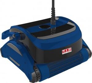 T.I.P. Poolroboter Sweeper 18000 3D ,  schwarz/blau