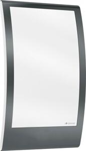 Steinel Außenleuchte L 22 M anthrazit ,  E27, Aluminium, IP 44