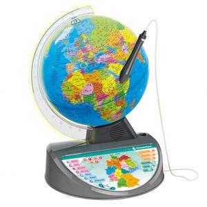 Interaktiver Leucht-Globus