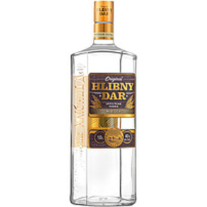 "Vodka ""Hlibny Dar"" - Lux 40% vol."