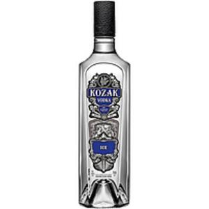 """Vodka """"Kozak Ice"""", 40% vol."""