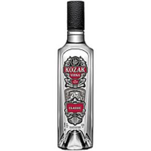 """Vodka """"Kozak"""", 40% vol."""