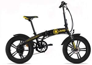 FR 7020 E-Bike schwarz