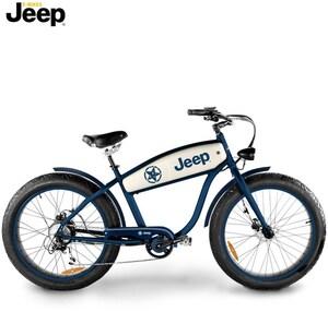 CR 7005 E-Bike blau