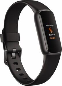 Luxe Smartband schwarz/graphit