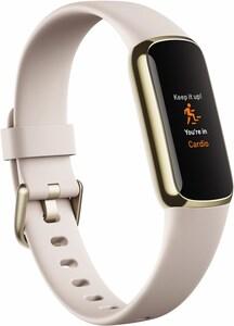 Luxe Smartband mondweiß/softgold