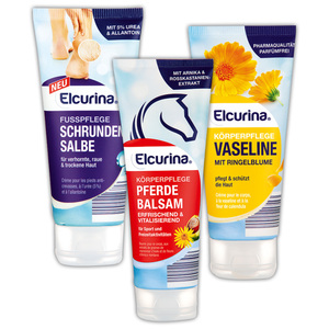 Elcurina Haut- und Fußpflege