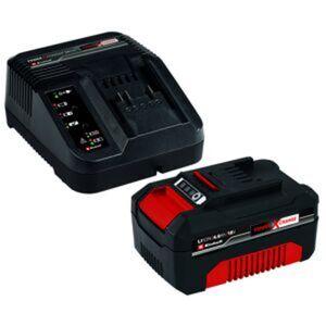 Einhell Starter-Kit 'Power X-Change' Ladegerät und Akku 18 V, 4,0 Ah