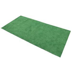 Rasenteppich grün 133 x 300 cm, mit Noppen