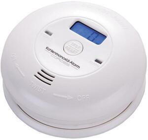 Cordes Haussicherheit CC-4000 Gasmelder batteriebetrieben detektiert Kohlenmonoxid