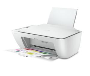 HP Multifunktionsdrucker Deskjet 2710 ,  Drucker, Scanner, Kopierer, WLAN, USB
