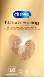 Durex Natural Feeling Kondome latexfrei