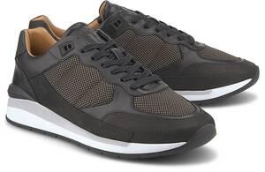 BOSS, Sneaker Element Run in schwarz, Sneaker für Herren