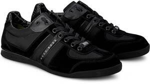 BOSS, Sneaker Akeen in schwarz, Schnürschuhe für Herren