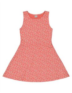 Mädchen Kleid - Floralem Muster