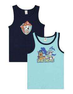 Jungen Paw Patrol Unterhemd im 2er-Pack