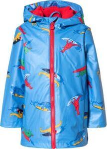 Regenjacke  blau Gr. 110 Jungen Kleinkinder