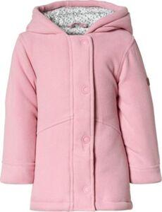 Baby Fleecemantel  pink Gr. 86 Mädchen Kleinkinder