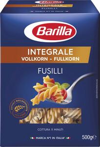Barilla Nudeln Fusilli Integrale Vollkorn 500 g