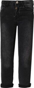 Jeans Skinny Fit , Bundweite SLIM schwarz Gr. 122 Mädchen Kinder