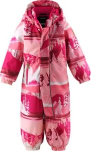 Baby Schneeanzug PUHURI  pink Gr. 80 Mädchen Kinder