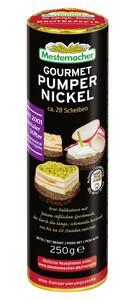 Mestemacher Gourmet Pumper Nickel 250 g