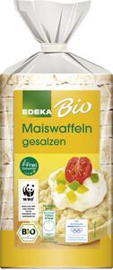 EDEKA Bio Maiswaffeln gesalzen 110 g