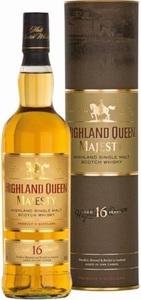 Highland Queen 16 Jahre Majesty Single Malt Whisky 0,7 ltr