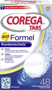 Corega Tabs mit Bioformel 48 Tabletten