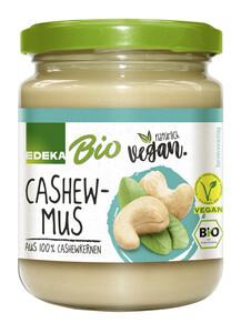 EDEKA Bio+Vegan Cashewmus 250G