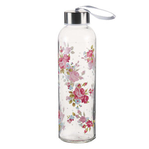 Trinkflasche Rose 500 ml
