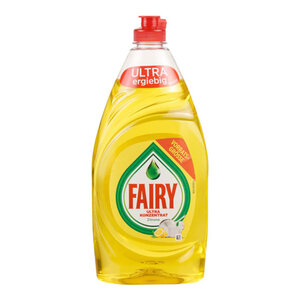 "Fairy Ultra Plus Handspülmittel Konzentrat ""Zitrone"" 800 ml"