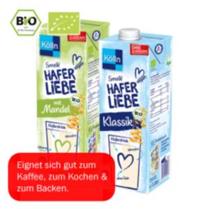 Smelk Haferliebe Bio Drink