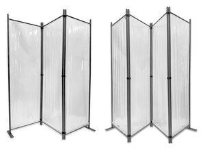 Grasekamp Paravent Transparent