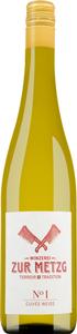 Winzerei Zur Metzg N° 1 Cuvèe Weiss 2018 - Weisswein, Schweiz, trocken, 0,75l
