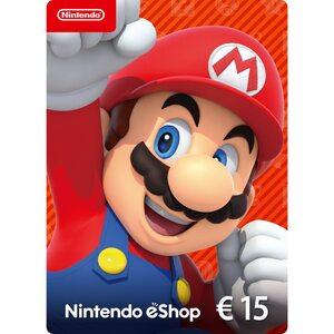 Nintendo eShop 15,- EUR
