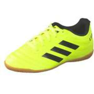 adidas Copa 19.4 IN Jr. Fußball Mädchen & Jungen gelb